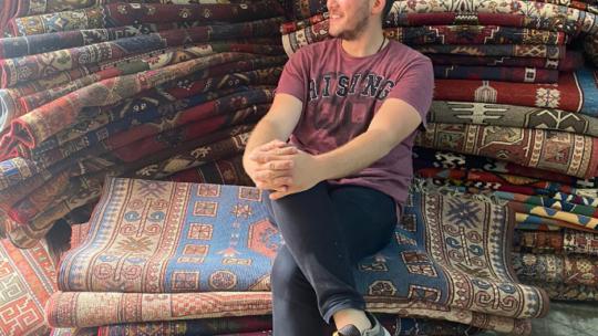 Halı Alan Yerler Ankara