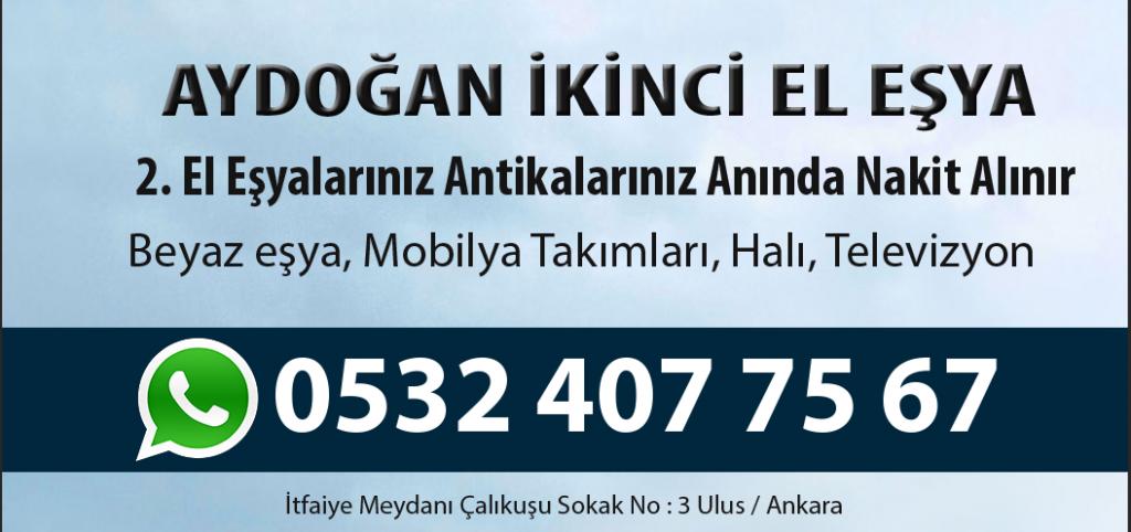 Aydoğan İkinci El Halı Kilim Mobilya